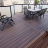 Tiger Wood Raised deck
