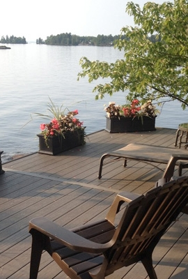 Waterside Decks